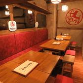 天神今泉 肉寿司の雰囲気2