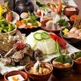 ▼3000円▼【匠コース】大山地鶏のチキンカツや自慢の鶏鍋も選べるプラン
