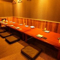 牡蠣×串焼き 雫流 SHIZURUの雰囲気1