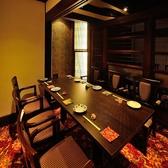 和食と肉料理 仁吉庵 仙台の雰囲気2