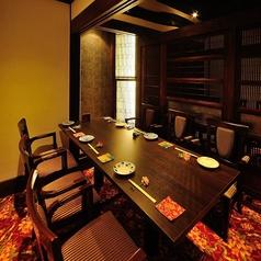 和食と肉料理 仁吉庵 仙台の雰囲気1
