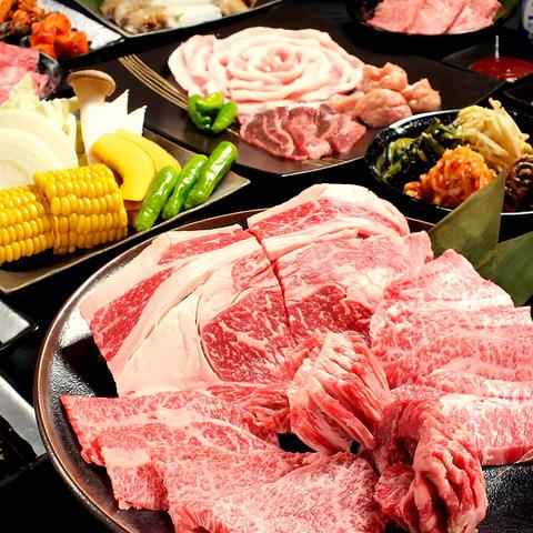 伝統の味を心行くまで満喫してください★本格焼肉食べ放題ならチファジャへ!!