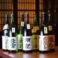 跳魚の飲み放題はなんと日本酒も飲み放題!+500円で日本酒が6種類に増えるプレミアムプランも!その他種類豊富な焼酎やビールやハイボール、女性のお客様でも飲みやすいカクテルや梅酒、酎ハイも多数取り揃えております。品川での宴会・合コン・飲み会などに是非ご利用下さい!