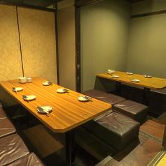 10名以上個室 【最大214名様】まで★※系列店との併設店舗です。