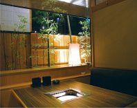 全席個室感覚の和空間