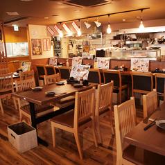 テーブル席(2~4名様)宴会・飲み会に★