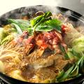 料理メニュー写真カムジャタン鍋
