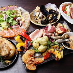 イタリアン魚酒場 ALBERTA NAMBAのおすすめ料理1