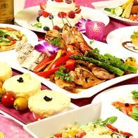 池袋店★新鮮な季節野菜使用★池袋東口の宴会にも最適♪
