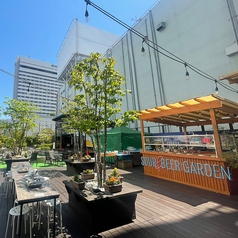 2021 EBeanS SOUR&BEER GARDEN イービーンズ サワー&ビアガーデンの特集写真