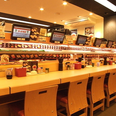 かっぱ寿司 美濃加茂店の雰囲気1