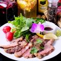 料理メニュー写真イベリコ豚肩ロースのグリル