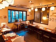 九州男道 平和島店の雰囲気1