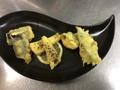 料理メニュー写真チーズの天ぷら