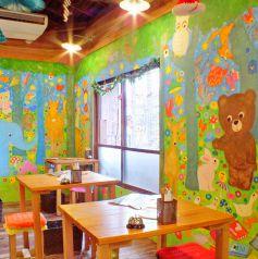 カフェ&ギャラリー ハティフナット cafe&gallery HATTIFNATTのおすすめポイント1