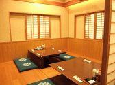 沼津 魚がし鮨 キュービックプラザ新横浜店の雰囲気3