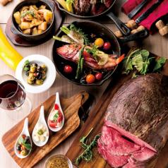 肉バルVS魚バル デザインフードマーケットのおすすめ料理1
