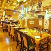 オリーブオリーブ Olive+Olive 小田急ハルク新宿西口の雰囲気2