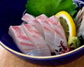 料理メニュー写真真鯛造り