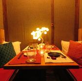 個室ダイニング 肉寿司 チーズ Nick ニック 熊本下通店の雰囲気2