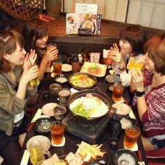 くいもの屋 わん 上野中央通り店の雰囲気1
