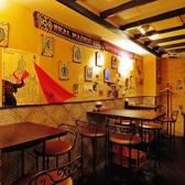 スペイン料理 アモール デ ガウディ 六本木の雰囲気2