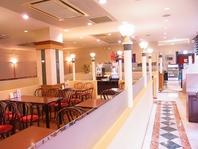 レストラン駿河洋風コーナー