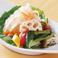 クラゲと彩り野菜の中華マリネ
