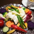 料理メニュー写真101風バーニャカウダ 特製アンチョビソース