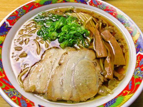 尾道ラーメン 中村製麺