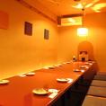 貸切宴会は最大60名様まで可能です。お客様に居心地よくお寛ぎいただける空間をご提供いたします◎飲み会,宴会に。詳細は店舗までお問い合わせ下さい!!