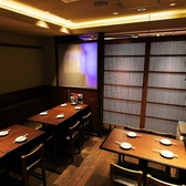 歓迎会・送別会などのご宴会には、当店自慢の宴会個室をどうぞ♪