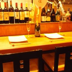 記念日や誕生日のデートにもおすすめ。先斗町で特別な夜をお過ごしください。