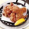 料理メニュー写真自家製 鶏の唐揚げ