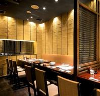 品川駅近くで飲み会におすすめの居酒屋といえば「跳魚」