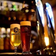 ◆月替の限定ドラフトビール◆