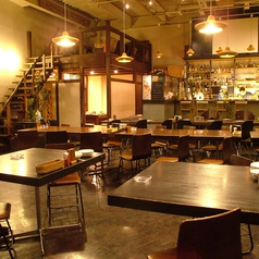 利他食堂の雰囲気1