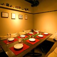 ◆全席個室でゆったりご宴会◆宴会にぴったりのコースも