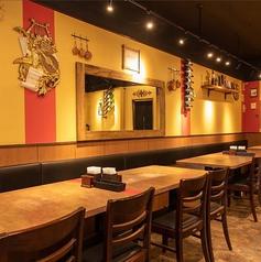 イタリア居酒屋 カチャトラ 南越谷店の雰囲気1