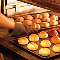 いくつも食べたい自家製焼きたてパン