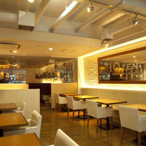 薬膳レストラン 10ZEN 品川店 店舗イメージ5