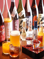 ★広島の地酒も多数ご用意♪
