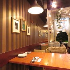 オステリア ロコ osteria LOKO 久屋大通店の雰囲気3