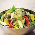 料理メニュー写真青菜サラダ