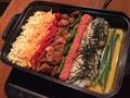 料理メニュー写真七色チーズタッカルビ!!ご飯も入った楽時オリジナルタッカルビ
