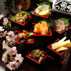 食や鶴喜の写真