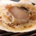 料理メニュー写真ホタテの醤油バター焼き