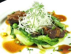 料理メニュー写真龍泉洞黒豚のラフテー