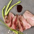 料理メニュー写真近江牛のローストビーフ・コールド