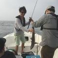 大将の趣味は魚釣り★お魚いっぱい釣れるポイントも是非共有して下さい!笑。釣った天然鮮魚も大々的に告知はしてませんが、サービス価格でお客様に還元してます。